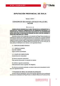 Boletín Oficial de la Provincia (4 de julio de 2017)