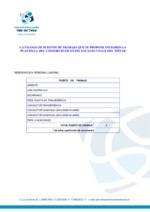 Relación de puestos de trabajo (RPT)